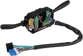 Wiper Column Stalk Switch, Multi-Function Turn Signal Indicator Wiper Control Combination Switch for Isuzu NPR NPR NQR GMC 8973640740