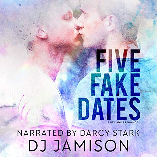 Five Fake Dates  By  cover art