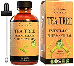 Tea tree is one of the most popular essential oils for acne.