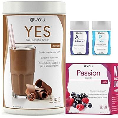 Yoli Better Body Transformation Kit
