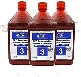 3RG Additif FAP filtre à particule 3eme Génération couleur Bleu 3L