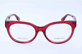 Rx Eyeglasses Frames JC 143/F MK3 50-18-145 Plum Asian Fit Italy