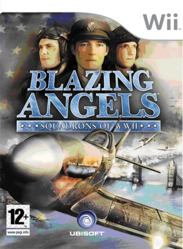 Blazing Angels: Squadrons of WW II (Wii) [import anglais]