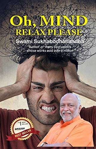 Oh MIND RELAX PLEASE Control Anger Anxiety Stress Fear Emotions Mastering the MIND LIFE Series product image