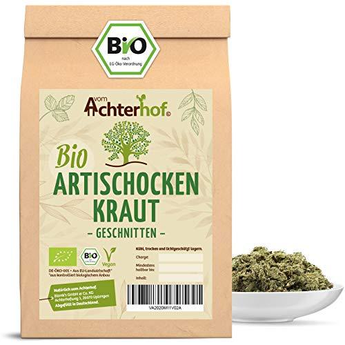 Artischocken Tee BIO | 500g | 100% Bio Artischockenblätter Tee getrocknet ohne Zusätze | vom Achterhof