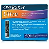 One Touch Ultra - Tiras reactivas 50 unidades