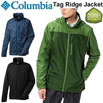 (コロンビア) Columbia メンズ ジャケット タグリッジジャケット パッカブルジャケット アウター アウトドア 男性用 携帯 コンパクト PM3936