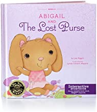 "Hallmark Abigail Interactive Story Buddy Book #3 ""Abigail and the Lost Purse"""