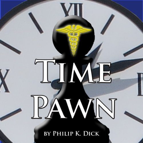 Time Pawn audiobook cover art