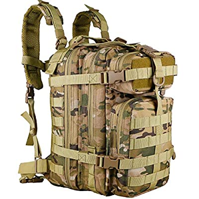 Small Military Tactical Backpack 30L Assault Backpack Tactical Bag