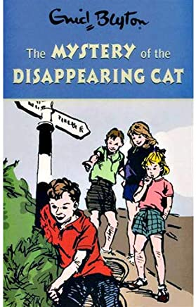 The Mystery of the Disappearing Cat by Enid Blyton - Paperback