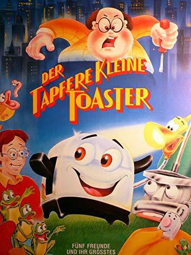Der tapfere kleine Toaster - Presseheft