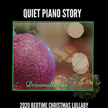 Quiet Piano Story - 2020 Bedtime Christmas Lullaby