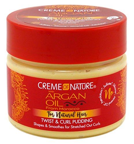 Creme Of Nature Argan Oil Pudding Perfection 11,5oz