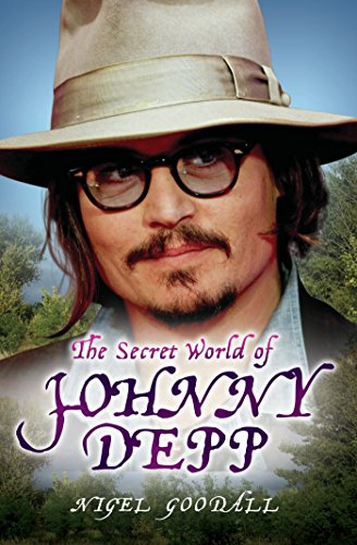 The Secret World of Johnny Depp (English Edition)