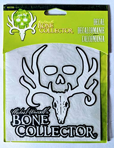 Michael Waddell Bone Collector Decal