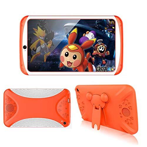 7 inch Kids Tablet Quad Core Android Child Tablet PC 8GB vooraf geïnstalleerde kinder-educatieve games verjaardag