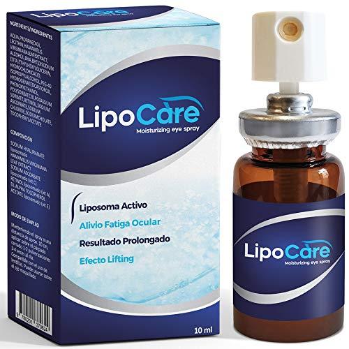 Humectante Spray Para Parpados Ocular Liposomado Ojos Secos - Hidratante Dry-Eyes Antiedad Tonificante Antiarrugas Irritación Ocular 10 ml