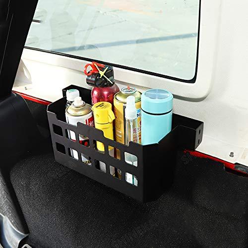 WXQYR 2 STK/Set Auto Kofferraum Seitentür Aufbewahrungshalterung Organizer Zubehör für Jeep Wrangler TJ JK JL 1996-2020