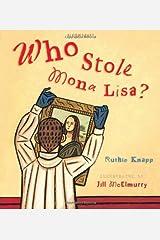 Who Stole Mona Lisa? Paperback