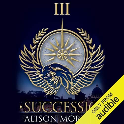 Successio audiobook cover art