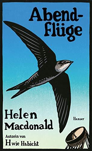 Buchseite und Rezensionen zu 'Abendflüge' von Helen Macdonald