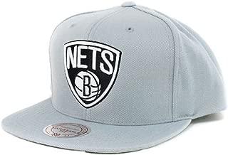 Brooklyn Nets Mitchell and Ness Snapback