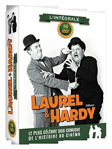 Laurel ET Hardy : Coffret 10 DVD