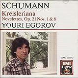 Schumann: Kreisleriana, Op. 16 / Novelettes, Op. 21 Nos. 1 & 8