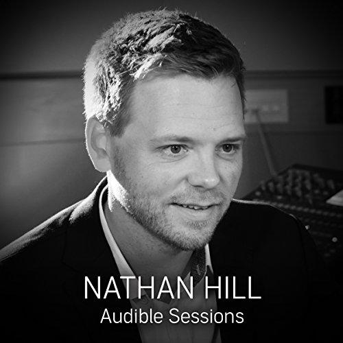 Nathan Hill audiobook cover art