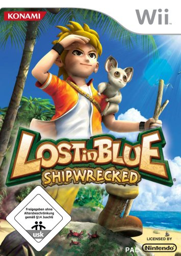 Lost in Blue: Shipwrecked [Edizione : Germania]
