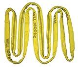 Kerbl 37734 - Eslinga Redonda (Capacidad de Carga 3 toneladas, Circunferencia de 4 m, Doble Revestimiento)