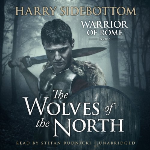 The Wolves of the North audiobook cover art