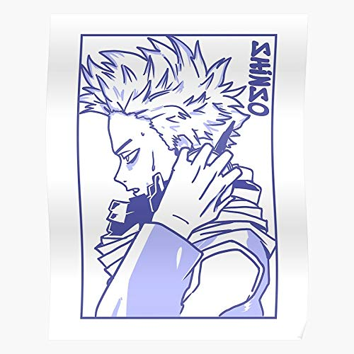 Generic Birthday Her Hitoshi Him for Christmas Anime Trending Shinsou for Home Wall Decor Ready to Decoration