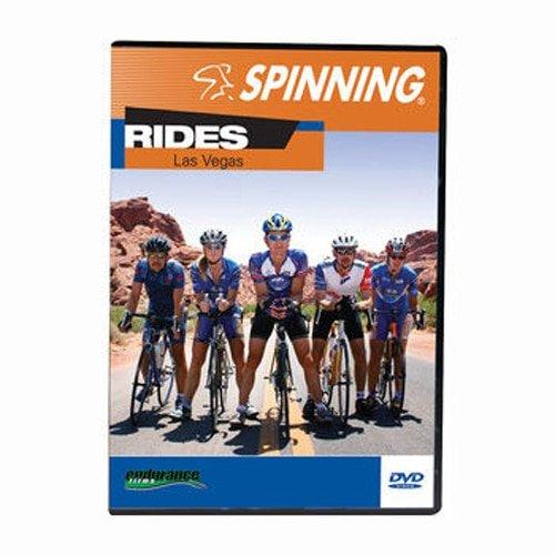 SPINNING Fitness DVD Rides Las Vegas - Bicicletas estáticas Fitness (Interior), Color n/a, Talla NA