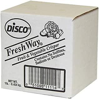 Disco Freshway Vegetable Crisper, 1 Pound - 6 per case.