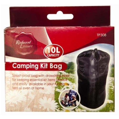 Hamble Distribution ltd Redwood BB-TP308 Sac marin pour camping 10 l