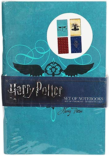 HARRY POTTER Innovative Designs Set of Notebooks