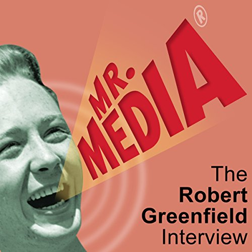 The Robert Greenfield Interview audiobook cover art