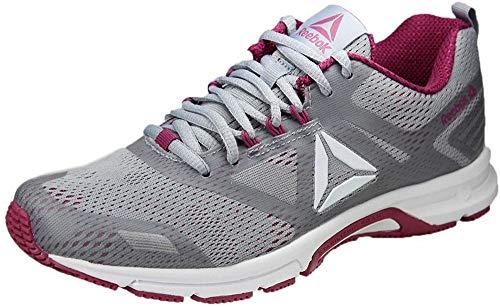 Reebok Ahary Runner, Zapatillas de Trail Running Mujer, Multicolor (White/Collegiate Navy/Digital Pink 000), 38 EU
