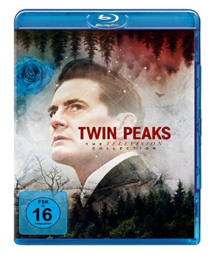 Twin Peaks: Season 1-3 (TV Collection Boxset) [Blu-ray]
