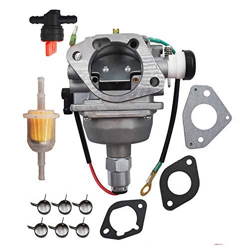 WFLNHB 32 853 12-S Carburetor for Kohler Courage SV725 SV730 SV735 SV740 Model 22mm 23HP 24HP 25HP 26HP 27HP Engines Kohler 32-853-08, 32-853-06, 32-853-04, 32 853 12-S