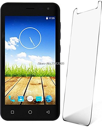RSC POWER+ 0.3Mm Pro, Tempered Glass Screen Protector For Micromax Spark Vdeo 4G Volte Q415