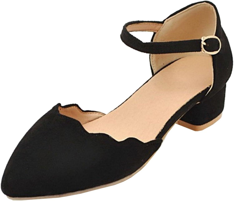 AicciAizzi Women Spring Summer shoes Low Heel