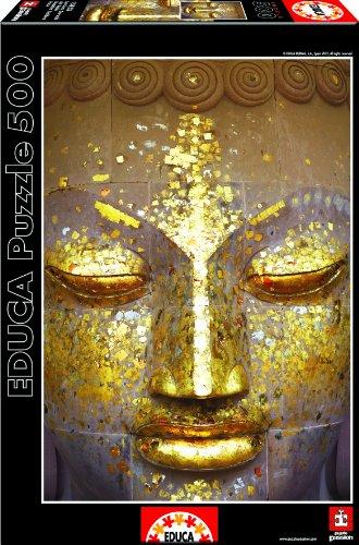Educa Borrás 15153 - 500 La Cara Dorada De Buda
