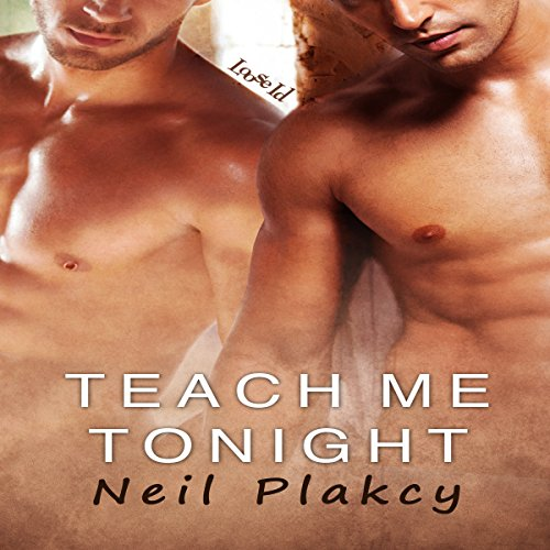 Teach Me Tonight audiobook cover art