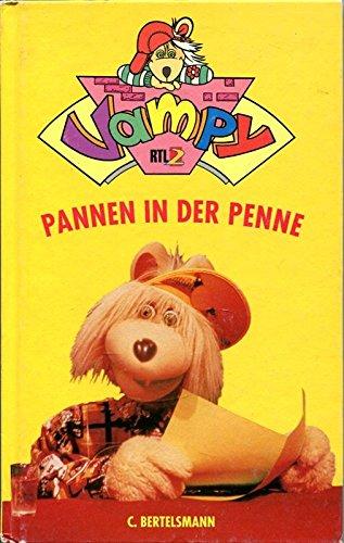 Vampy, Pannen in der Penne.