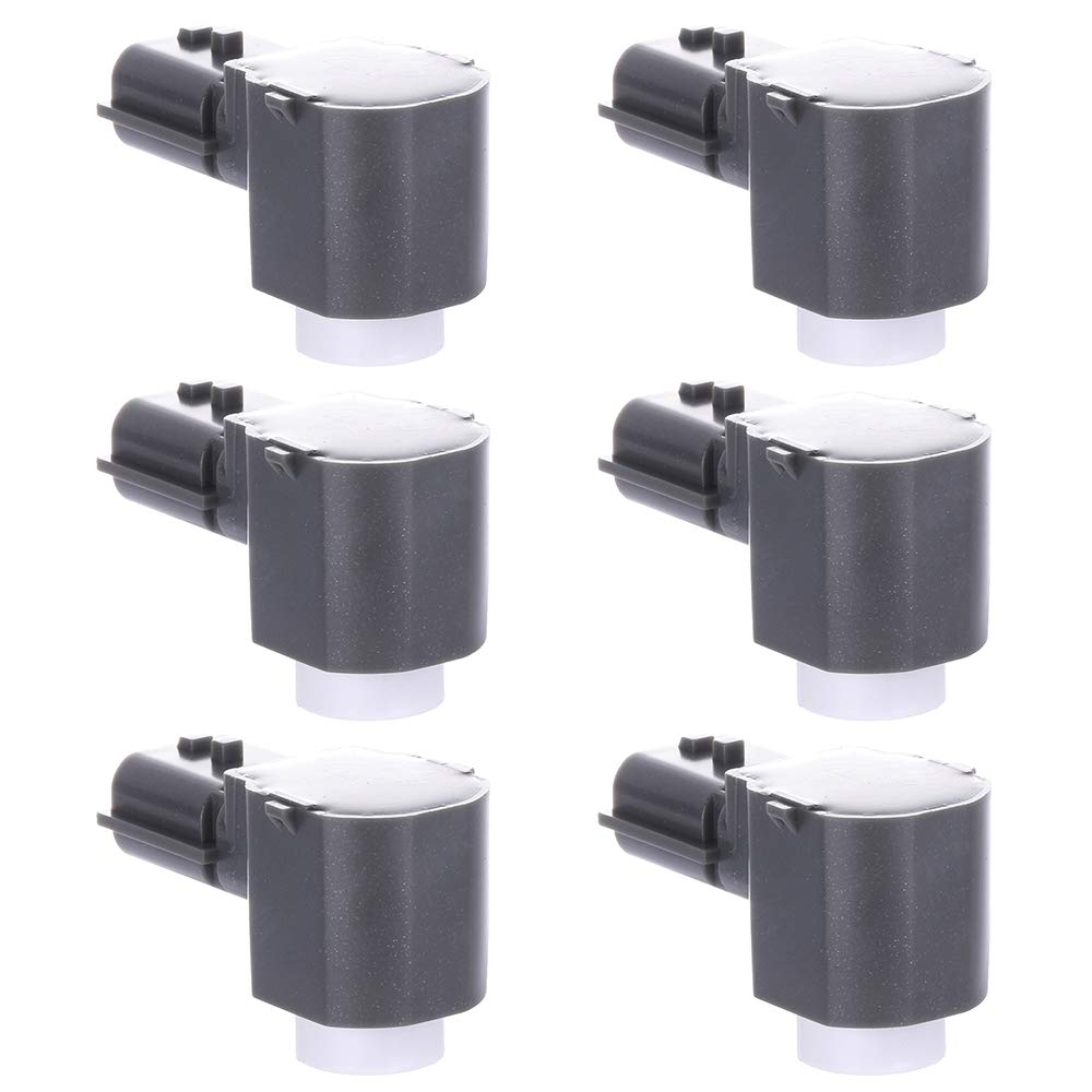 8 PCS OCPTY Parking Assist Sensor OEM Reverse Bumper Sensor fit ...