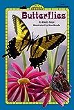 Butterflies (All Aboard Reading, Level 1, Preschool-Grade 1)