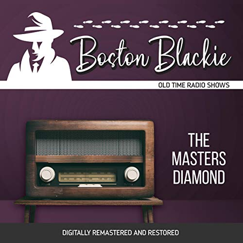 Boston Blackie: The Masters Diamond cover art